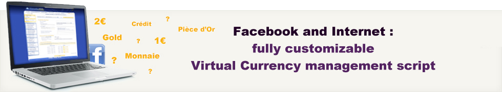 Virtual Currency - Facebook and Internet