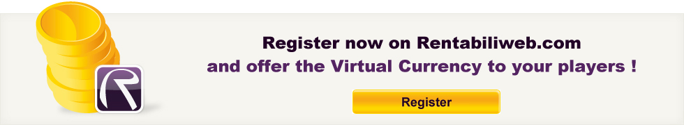 Virtual Currency - Register